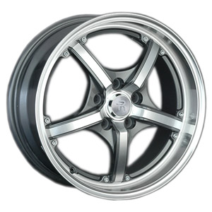 Литой диск LS Wheels H0589