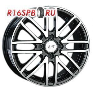 Литой диск LS Wheels H3002 6x15 4*100 ET 45 BKF