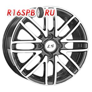 Литой диск LS Wheels H3002 6x15 4*100 ET 45 GMFP