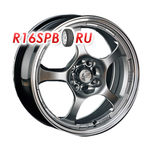 Литой диск LS Wheels K218