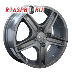 Литой диск LS Wheels K333 6x14 4*114.3 ET 40 GM