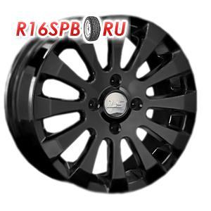 Литой диск LS Wheels L1 6.5x16 5*100 ET 38 GM
