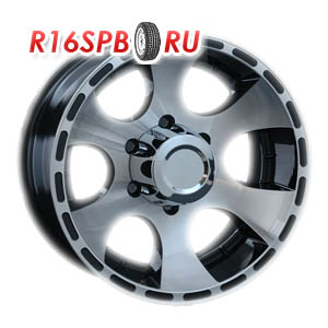 Литой диск LS Wheels LS156