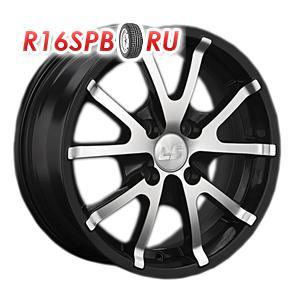 Литой диск LS Wheels LS106 6x14 4*108 ET 25 BKF