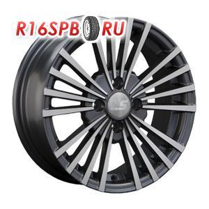 Литой диск LS Wheels LS110 5.5x13 4*100 ET 40 GMFP