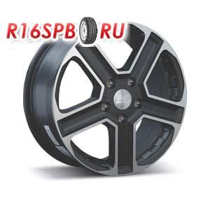 Литой диск LS Wheels LS113 6x15 5*100 ET 38