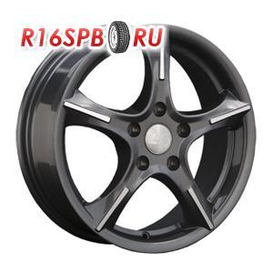 Литой диск LS Wheels LS114 6.5x16 5*114.3 ET 55 FGMF