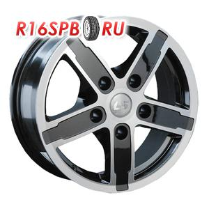 Литой диск LS Wheels LS128 6.5x15 5*139.7 ET 40 GMFP