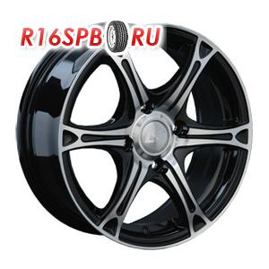 Литой диск LS Wheels LS131 6x14 4*108 ET 37 BKF