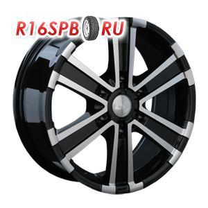 Литой диск LS Wheels LS132 7.5x18 6*139.7 ET 25 BKF