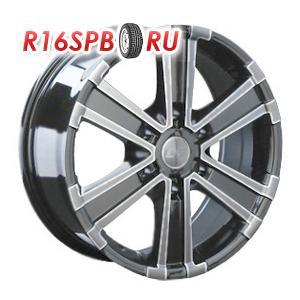 Литой диск LS Wheels LS132 7.5x17 6*139.7 ET 25 GMFP