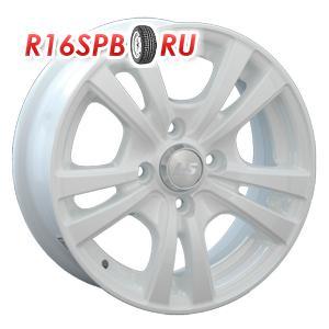 Литой диск LS Wheels LS141 6.5x15 4*100 ET 40 W