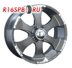 Литой диск LS Wheels LS155 8.5x18 6*139.7 ET 25