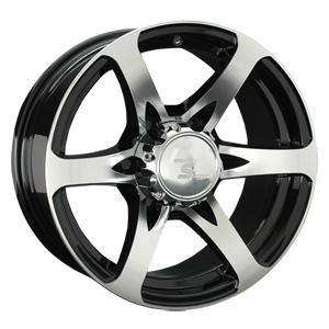 Литой диск LS Wheels LS165 7x16 6*139.7 ET 10