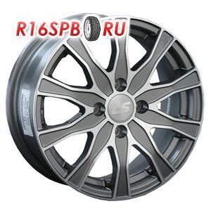 Литой диск LS Wheels LS168 6x14 4*98 ET 35 GMFP
