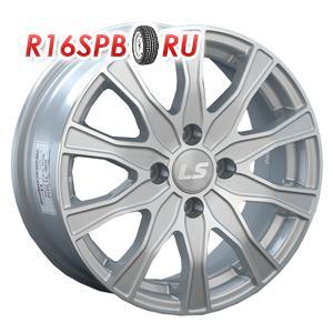 Литой диск LS Wheels LS168 6x14 4*114.3 ET 44 SF