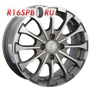 Литой диск LS Wheels LS169 6x14 4*98 ET 35 Brown