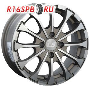 Литой диск LS Wheels LS169 6x14 4*100 ET 45