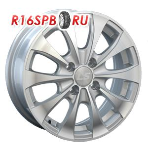Литой диск LS Wheels LS174 6x14 4*100 ET 45 SF