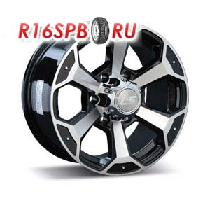 Литой диск LS Wheels LS187 7.5x18 6*139.7 ET 46