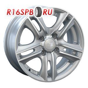 Литой диск LS Wheels LS191 6.5x15 5*100 ET 43 SF