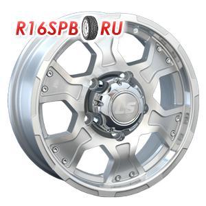 Литой диск LS Wheels LS198 6.5x15 5*139.7 ET 40 SF