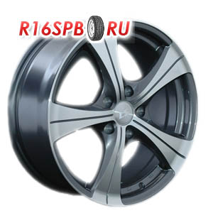 Литой диск LS Wheels LS202 6.5x15 4*100 ET 43
