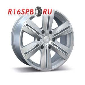 Литой диск LS Wheels LS211 8x18 6*139.7 ET 20