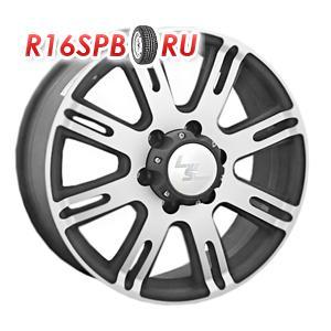 Литой диск LS Wheels LS213 7.5x17 6*139.7 ET 25 GMFP