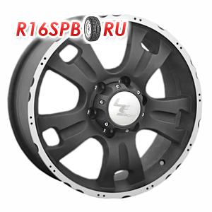 Литой диск LS Wheels LS214 7x16 5*139.7 ET 5 GMFP