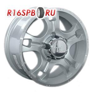 Литой диск LS Wheels LS214 7x16 5*139.7 ET 30 SF
