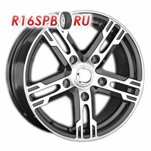 Литой диск LS Wheels LS215 6.5x16 5*139.7 ET 40 GMFP