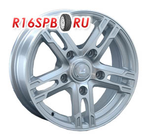 Литой диск LS Wheels LS215 6.5x15 5*139.7 ET 40