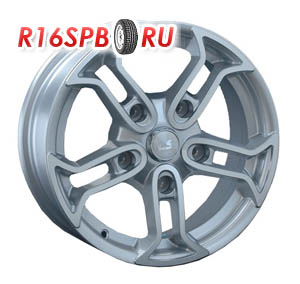 Литой диск LS Wheels LS217 6.5x15 5*139.7 ET 40