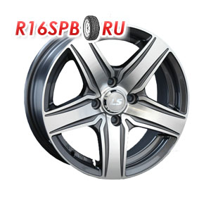 Литой диск LS Wheels LS230 6x14 4*98 ET 35