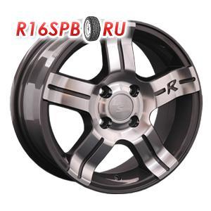 Литой диск LS Wheels LS254 6x14 4*98 ET 35 GMFP