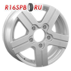 Литой диск LS Wheels LS284 6x16 5*139.7 ET 45
