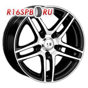 Литой диск LS Wheels LS285 7x16 5*114.3 ET 40 BKF