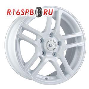 Литой диск LS Wheels LS285 6.5x15 5*112 ET 45 W