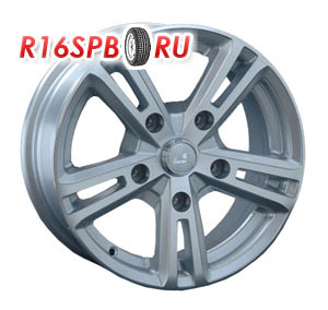 Литой диск LS Wheels LS291 6.5x15 5*139.7 ET 40