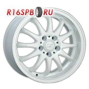 Литой диск LS Wheels LS299 6x15 5*100 ET 40 W