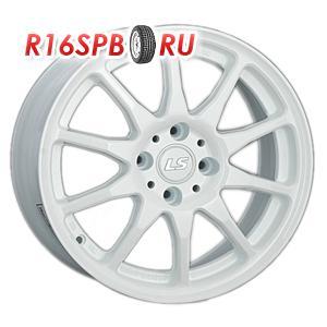 Литой диск LS Wheels LS300 6x15 4*100 ET 45 W