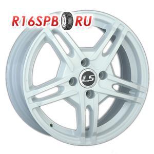 Литой диск LS Wheels LS308 6x15 4*98 ET 32 W