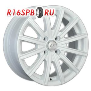 Литой диск LS Wheels LS312 6x14 4*100 ET 40 W