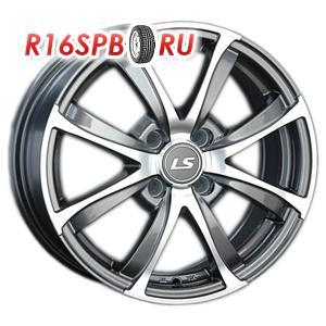 Литой диск LS Wheels LS313 6x15 4*100 ET 43 GMFP