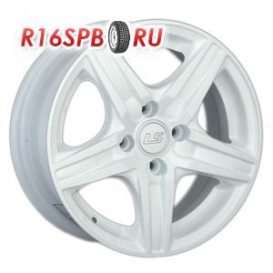 Литой диск LS Wheels LS321 6.5x15 4*100 ET 40 W