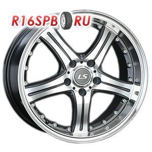 Литой диск LS Wheels LS322 7.5x17 5*114.3 ET 45 GMFP