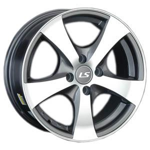 Литой диск LS Wheels LS324 6x14 4*98 ET 35