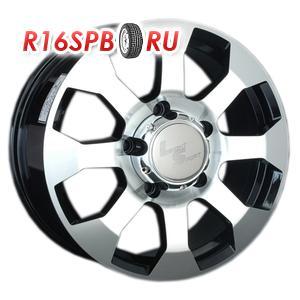 Литой диск LS Wheels LS325 8x17 6*139.7 ET 38 BKF