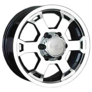 Литой диск LS Wheels LS326